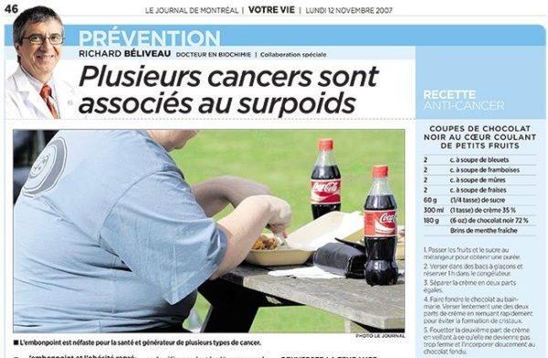 Surpoids & Cancer