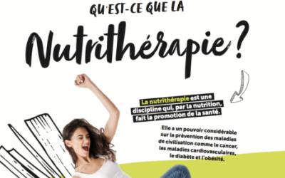 Article 📰 sur la Nutrithérapie (BIOVIF)