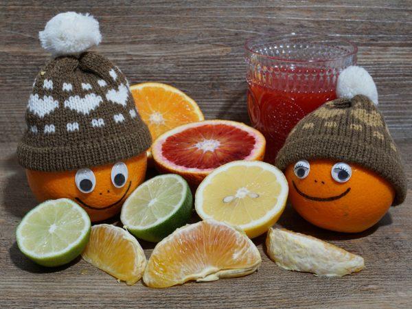 Vitamine C et infections 😷